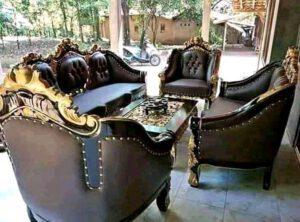 Sofa ruang tamu Ganesha ketapang